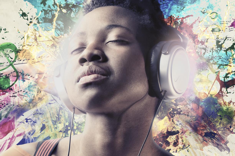 Лировать музыку в статус